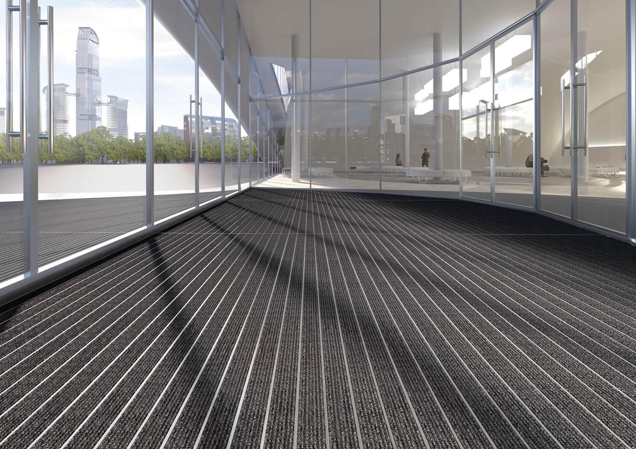 all about Entrance mats, and entrance matting